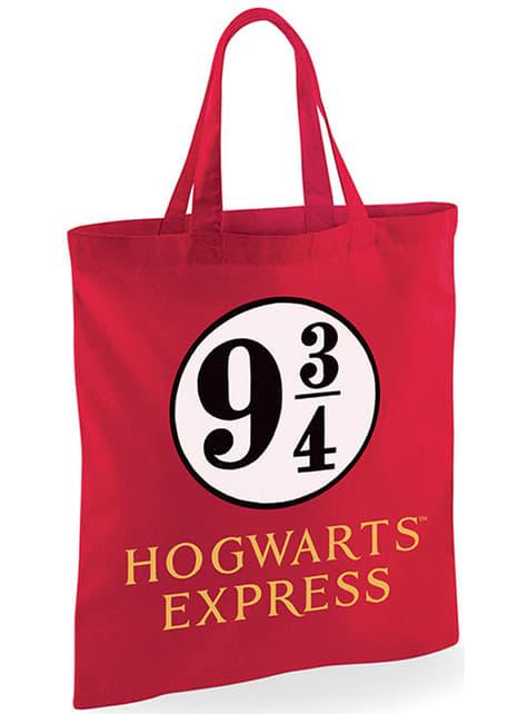 Harry Potter Platform 9 3/4 Tote Bag