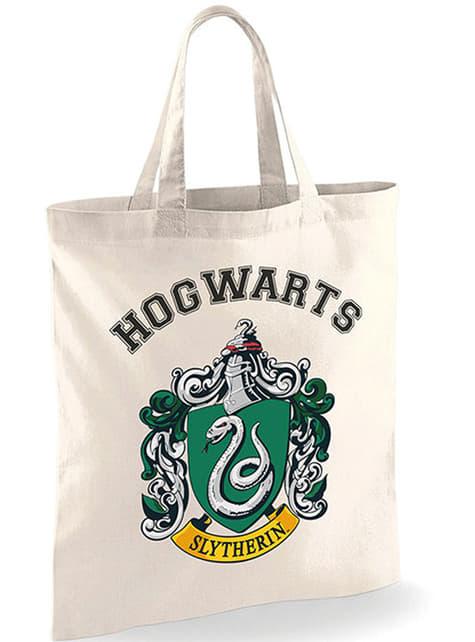Bolso tote bag Slytherin - Harry Potter