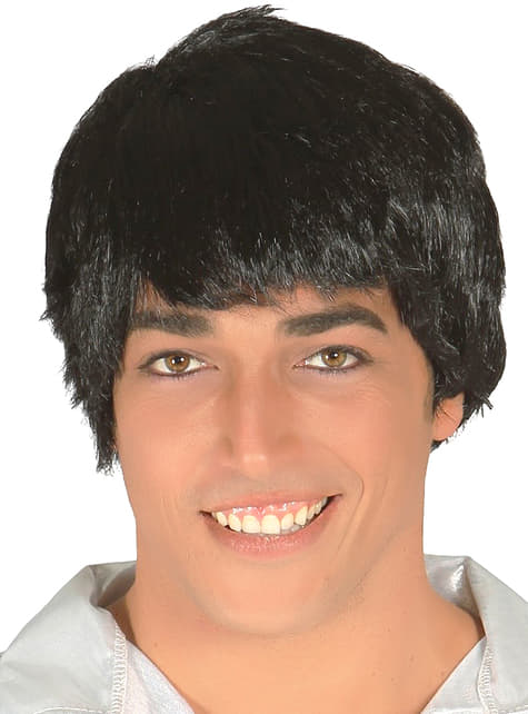 Black Wig for Men