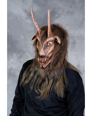 Erkekler için katil keçi maskesi