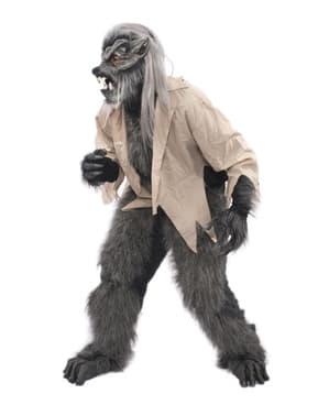 Disfraz de hombre lobo prestige para adulto