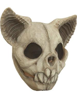 Yetişkinler için Yarasa Kafatası Maskesi