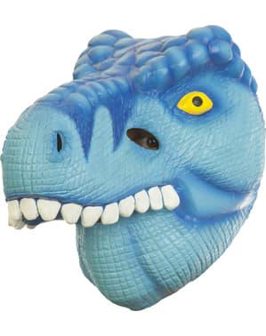 Mască de dinozaur Furafik Fark pentru adult