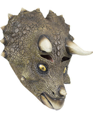 Triceratops Mask for Adults