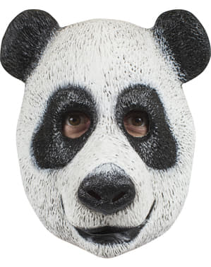 Masque gentil panda adulte