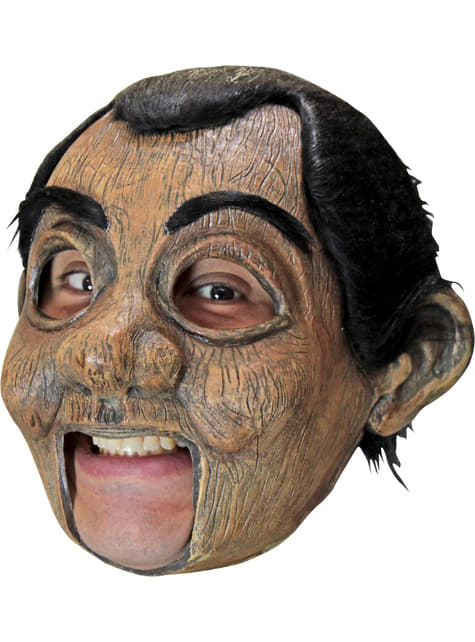 Máscara de marioneta para adulto