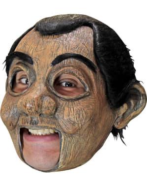 Menselijk Poppen masker voor volwassenen