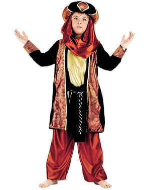 Arabic Prince Child Costume