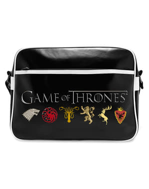 Sac bandoulière Game of Thrones Emblèmes maisons