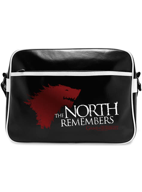 Game of Thrones The North Remembers Messenger Bag