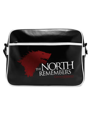 משחקי הכס צפון זוכר Messenger Bag