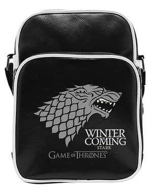 Petit sac à bandoulière Stark noir