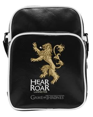 Mała czarna torba na ramię Lannister