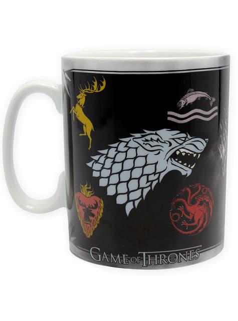 Game of Thrones House Sigil Mug