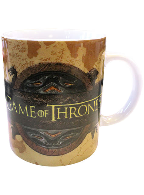 Caneca Game of Thrones Logo