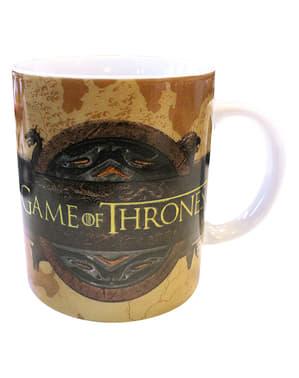 Mugg Game of Thrones Logga
