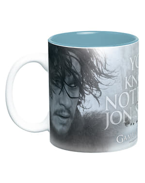 Game of Thrones You Know Nothing Tasse