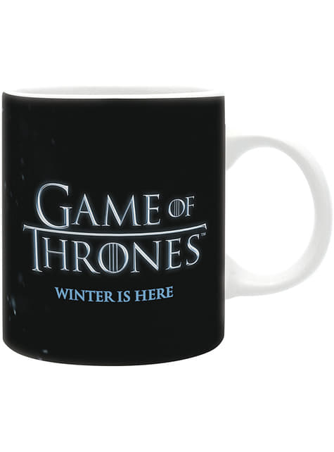 Mug Game of Thrones Night King