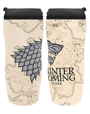 Game of Thrones Winter is Coming Thermo Tasse