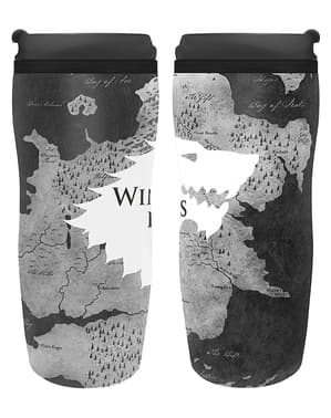 Game of Thrones Winter Is Here Travel Mug