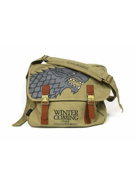 Game of Thrones Stark Messenger Bag