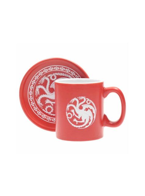 Set mini tazas Juego de Tronos Emblemas Casa - barato
