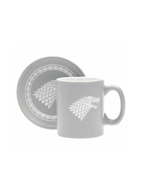 Set mini tazas Juego de Tronos Emblemas Casa - comprar