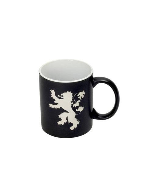 Conjunto 4 canecas Game of Thrones Emblemas deluxe