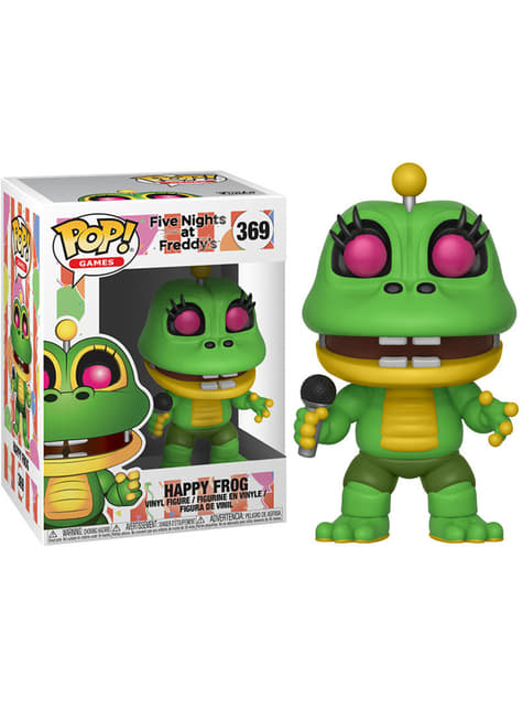 Funko POP! Happy Frog - Five Nights al Freddy's 6