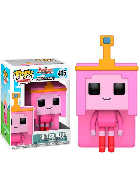 Funko POP! Princesa Chicle - Hora de Aventuras Minecraft