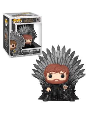 Funko POP! ישיבה Tyrion על כס - משחקי הכס