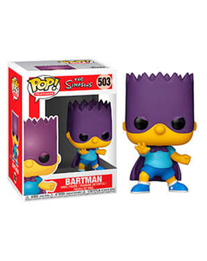 Funko POP! Bartman - Los Simpson