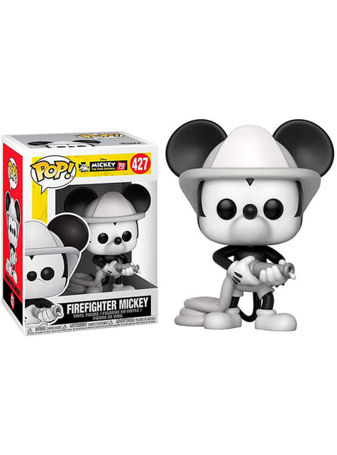 Funko POP! Mickey bombero - Mickey 90º aniversario