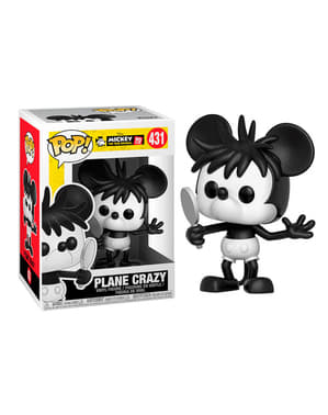 Funko POP! Plane Crazy - Mickeys 90th
