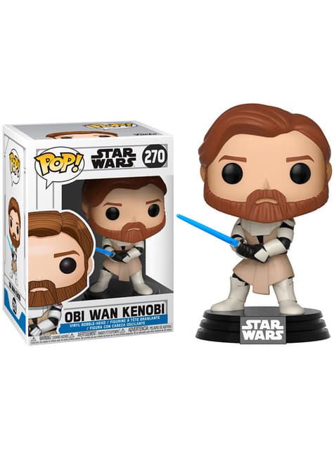 Funko POP! Obi Wan Kenobi - Star Wars: The Clone Wars