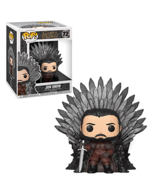 Funko POP! Jon Snow sur le trône - Game of Thrones