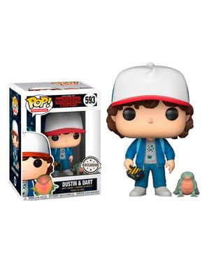 फ़नको POP! बेबी डार्ट के साथ डस्टिन - अजनबी चीजें (विशेष)