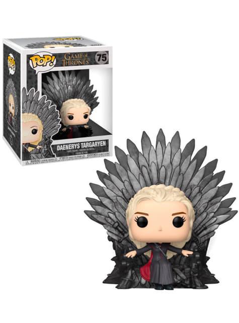 Funko POP! Daenerys sobre el trono - Juego de Tronos
