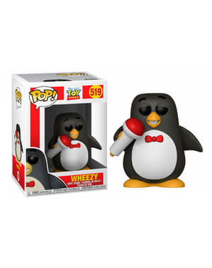 Funko POP! Wheezy - Toy Story