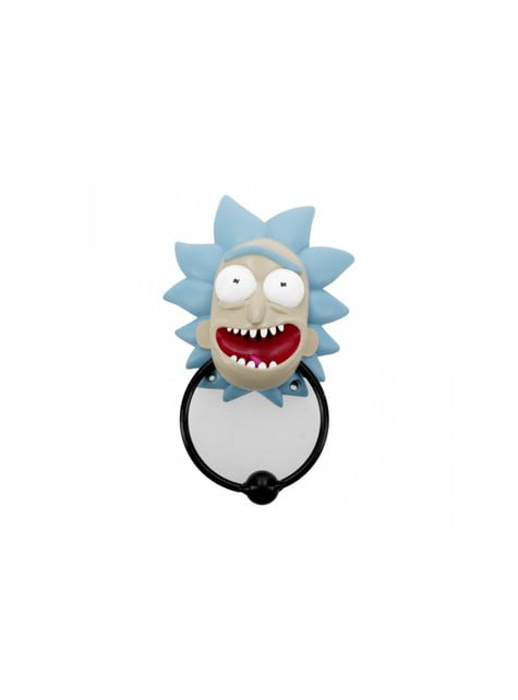 3D Rick a Morty klepadlo na dveře - Rick and Morty
