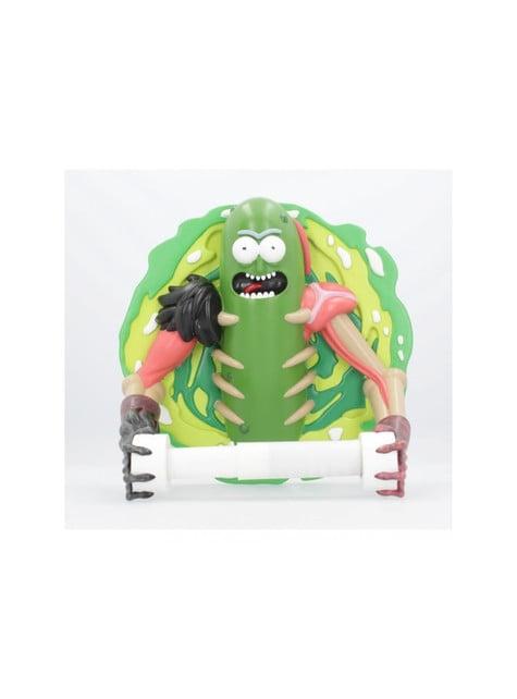 Portarollos Pickle Rick - Rick y Morty