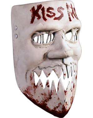 The Purge Kiss Me maske til voksne