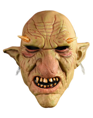 Evil gnome mask for adults