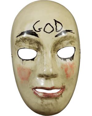 Maska God The Purge dla dorosłych
