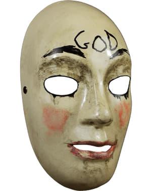 Mască The Purge God pentru adult