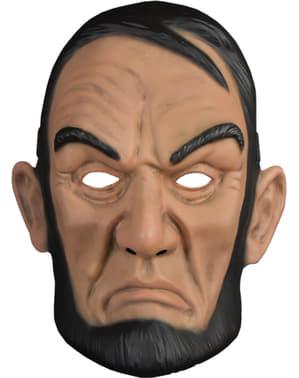 Abe Lincoln The Purge maske til voksne
