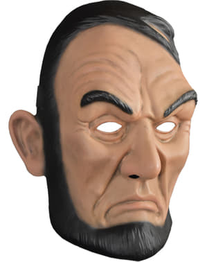 Abe Lincoln The Purge mask for adults