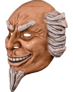Máscara La Purga Tío Sam para adulto