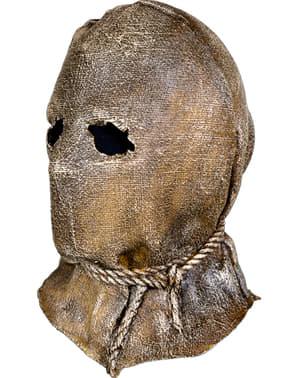 Pytlová maska s provazem pro dospělé – Koledu, nebo něco provedu