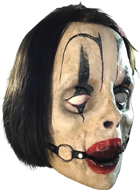 Máscara de Ball Gag para adulto - American Horror Story - para tu disfraz